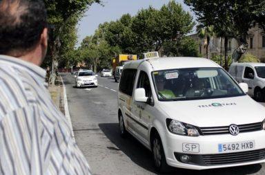 La mafia del taxi, ante el juez.