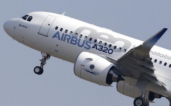 Diversos componentes del aparato se fabrican en la planta de Airbus en la Bahía de Cádiz