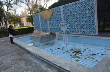El PP denuncia el abandono del Parque de Maria Luisa y Jardines del Prado