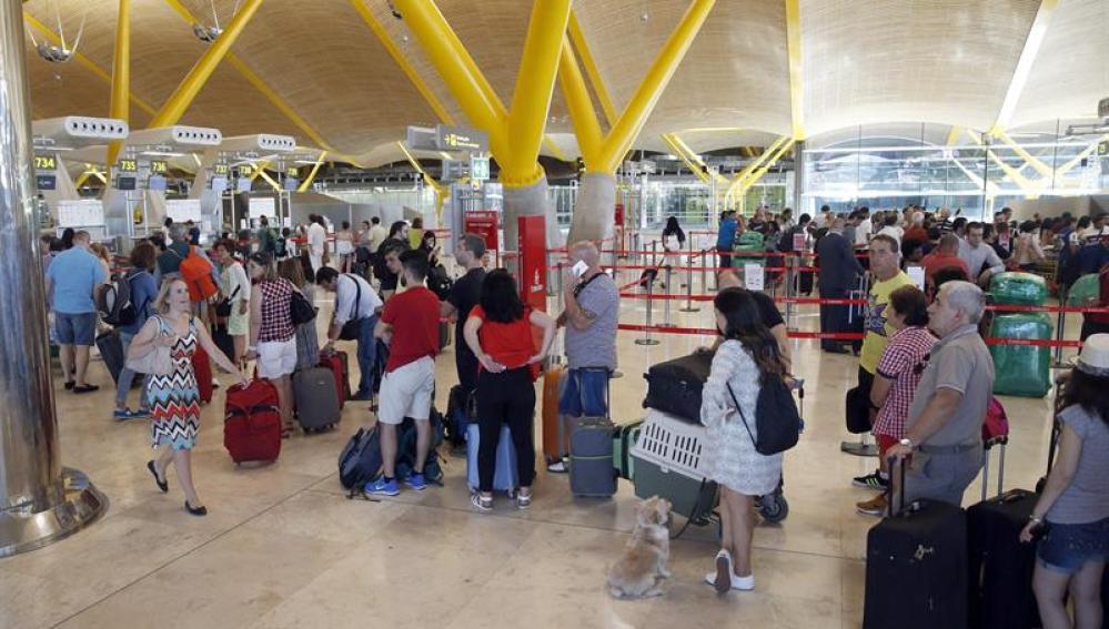 2017 el mejor año de la historia para los aeropuertos españoles.