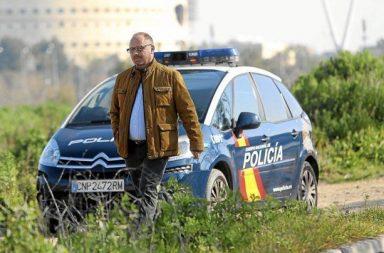 Antonio del Castillo ha vuelto a criticar a la Policía Nacional.