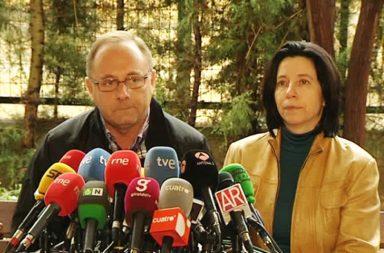 Antonio del Castillo y Eva Casanueva