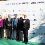 """""""El autor"""" arrasa en los premios Asecan del Cine Andaluz"""