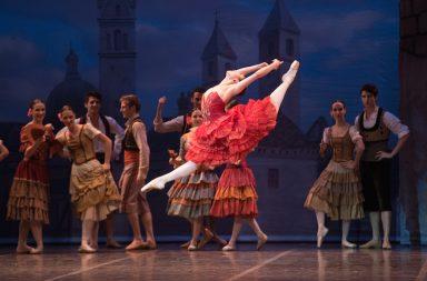 La Compañía Nacional de Danza representará Don Quijote, hasta el domingo, en el Teatro de la Maestranza