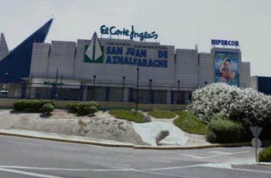 El Corte Inglés de San Juan de Aznalfarache