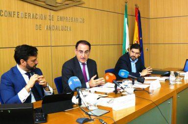 Los empresarios andaluces siguen siendo, fundamentalmente, pesimistas