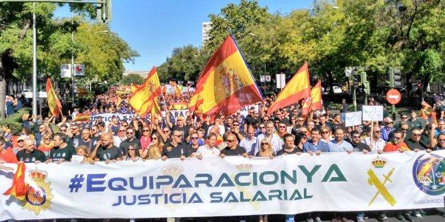 Este sábado, nueva manifestación en Barcelona