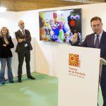 Sevilla deslumbra en Fitur con su potente oferta cultural para 2018