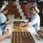 Los productores de mantecados de Estepa cierran la campaña con un incremento del 5%