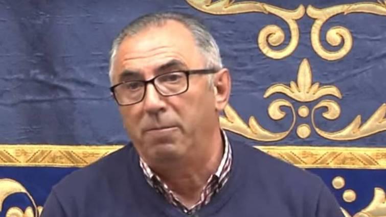 Antonio Nogales (IU), alcalde de Pedrera.
