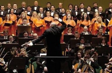 Real Orquesta Sinfónica de Sevilla.