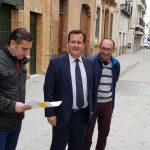 Finalizan las obras en la calle Matahacas