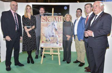 Presentación del cartel del SICAB 2018 en Fitur