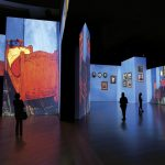 """Expectación ante la llegada de la exposición """"multisensorial"""" sobre Van Gogh"""