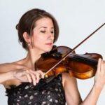 La violinista Macarena Martínez cerrará el ciclo Jóvenes Intérpretes en el Maestranza