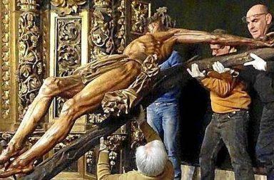 Cristo de Bergara