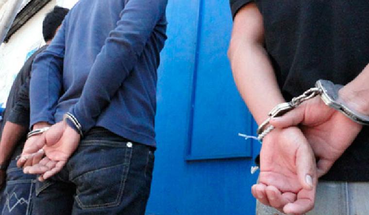 Los detenidos han pasado a disposición judicial