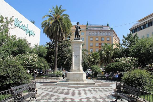 La Plaza del Duque no está contemplada en ninguno de los proyectos de las futuras líneas del Metro de Sevilla