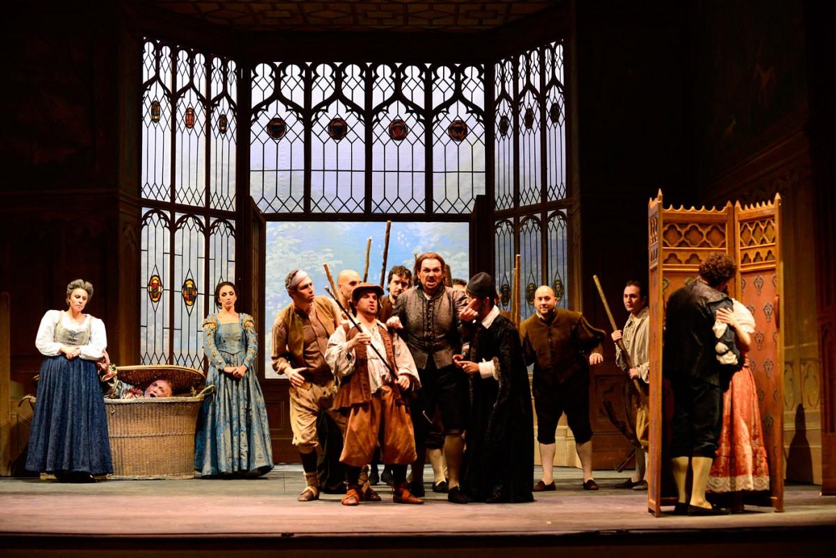 Falstaff, de Verdi, se estrena en el Teatro Maestranza