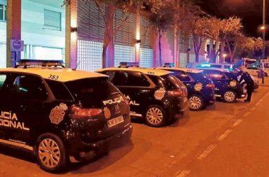 Policia Nacional Macarena