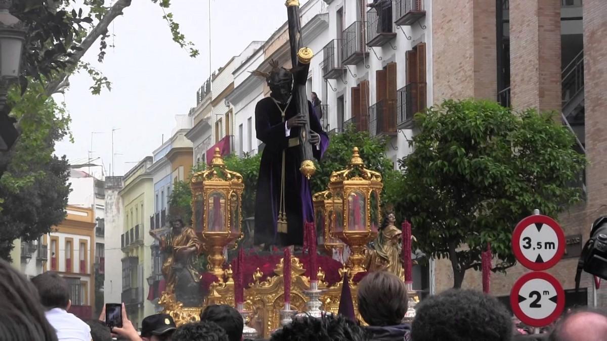 Señor de la Salud por Cristo de Burgos