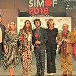 El Simof reconoce la labor de Toni Benítez