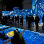 Abre sus puertas 'Van Gogh Alive', espectacular exposición en el Pabellón de la Navegación