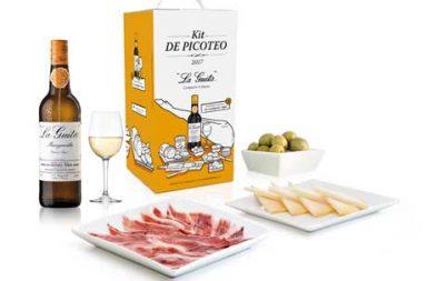 Kit de picoteo La Guita