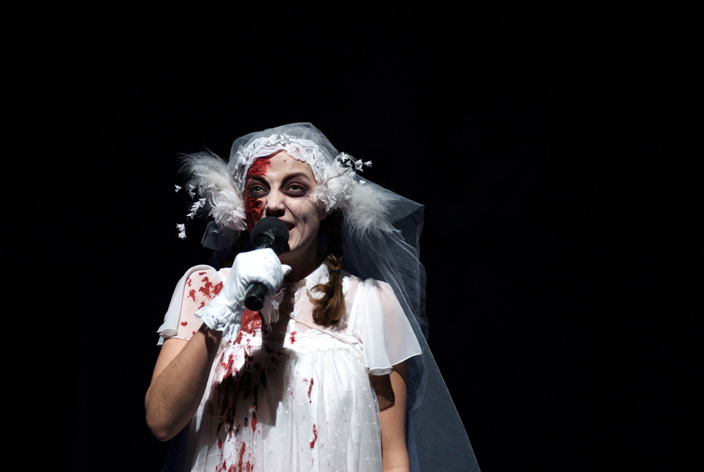 La tristeza de los ogros, se representa en el Teatro Central