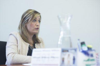Myriam Díaz, nueva delegada de Coordinación de Distritos
