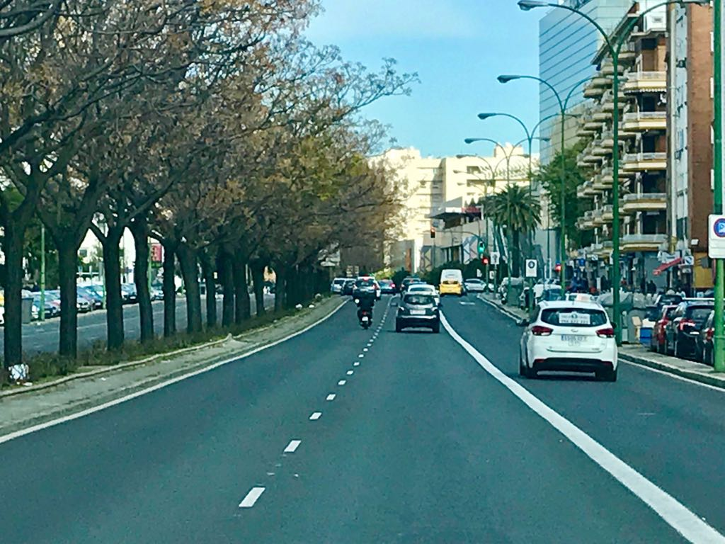 Avenida de San Francisco Javier