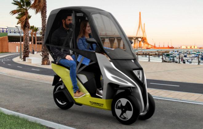 El velocípedo que Torrot construirá en Cádiz sólo se venderá por internet