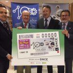 El cupón de la ONCE celebra los 100 años de los ingenieros andaluces