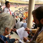 Ganaderos, abogados, entrenadores, periodistas, endocrinos y empresarios se dan cita en los IV Encuentros de Tauromaquia de UIMP-Sevilla