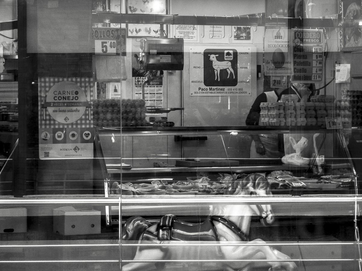 Mercado de las Fantasías. David Izkierdo.