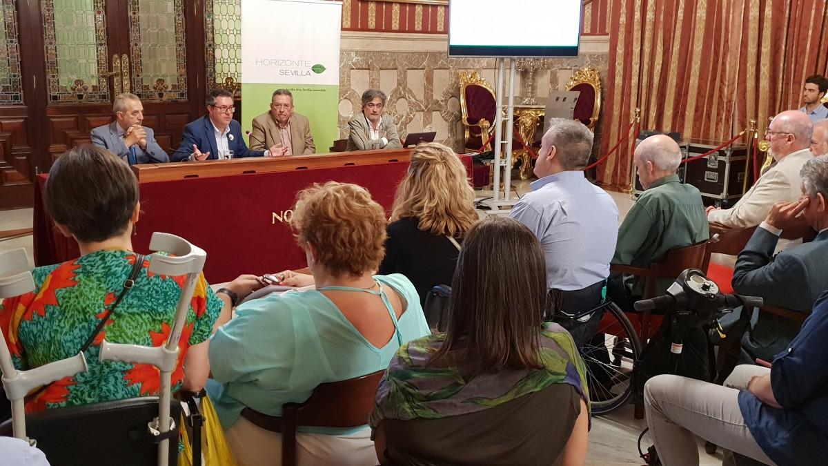 Constitución de la comisión permanente de accesibilidad