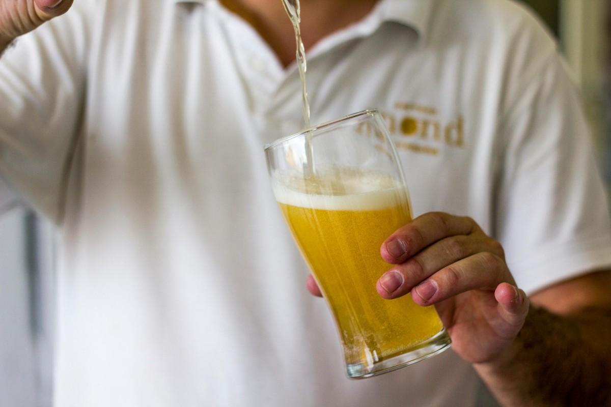 Cerveza Mond Miel