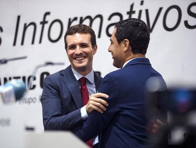 La candidatura de Juanma Bonilla a la presidencia de la Junta, pendiente de un hilo