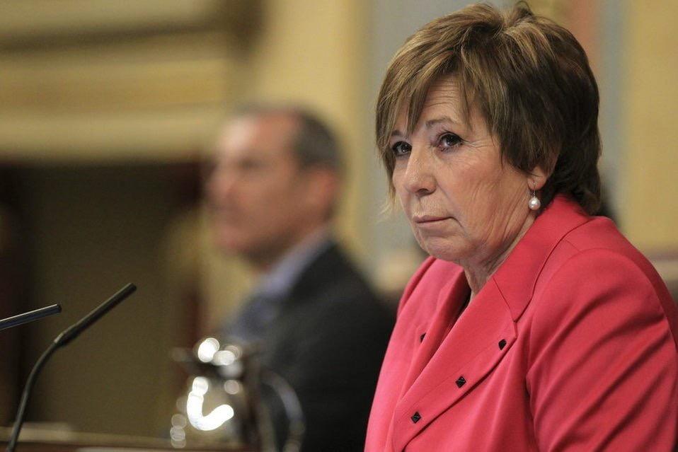 Celia Villalobos, una de las figuras que más rechazo genera en el PP