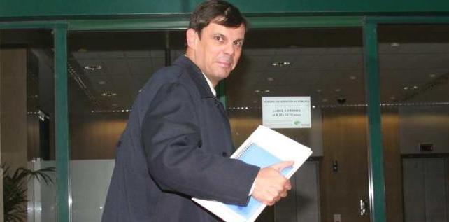 Juanma Rodríguez, ex director deportivo de Unicaja.