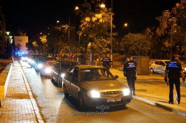 La Policia Local inspecciona la documentación de los vehículos
