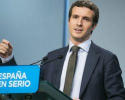 Tras el rifirrafe del Parlamento Moncloa rompe relaciones con el PP de Casado