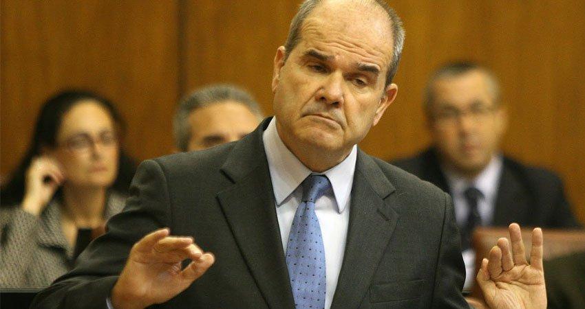 Manuel Chaves, el presidente más longevo al frente del ejecutivo Andaluz