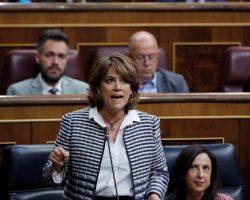 El Senado reprueba a la ministra Dolores Delgado
