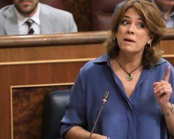 Dolores Delgado, otro miembro del gobierno en la cuerda floja