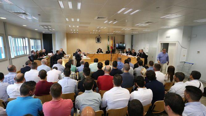 juicio amaño oposiciones policia local