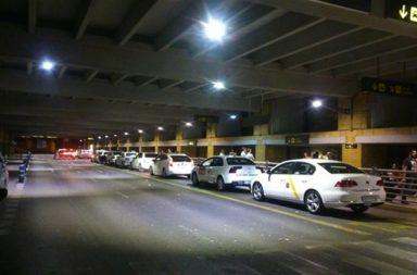 Taxi aeropuerto