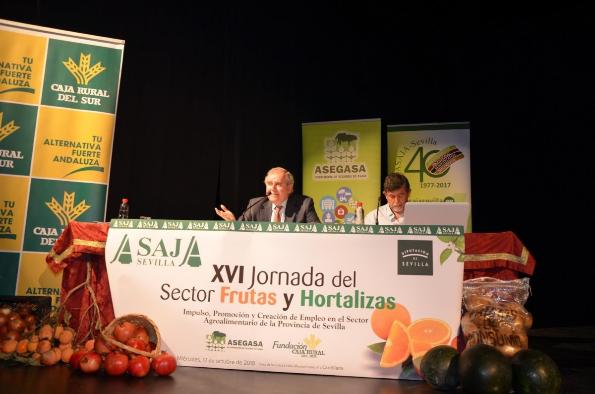 Jornadas de Asaja en Cantillana