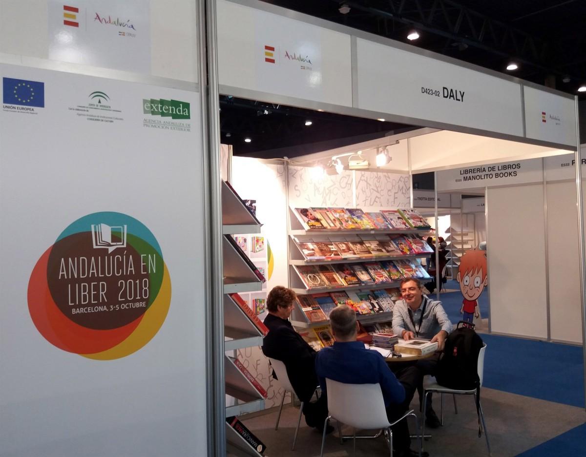 Feria Internacional del Libro Liber