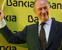 "Rodrigo Rato a un paso de la cárcel por las tarjetas ""black"""